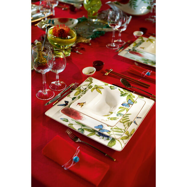 Amazonia Buffet Plate 13 3/4 in, , large