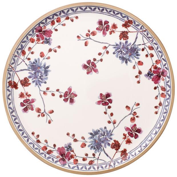 Artesano Provencal Lavender Pizza/Buffet Plate 12.5 in, , large