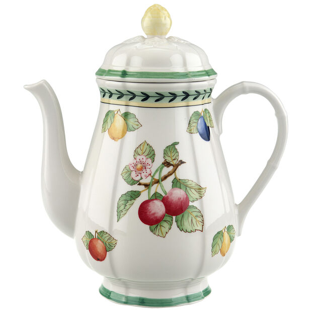 French Garden Fleurence Coffeepot 42 1/4 oz, , large