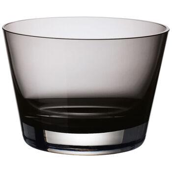 Colour Concept Bowl, Smoke 4 3/4 in