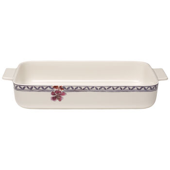Artesano Provencal Lavender Baking Rectangular Baking Dish 11.75 in