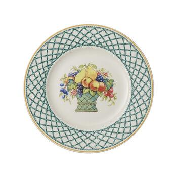 Basket Garden Dinner Plate