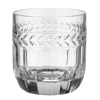 Miss Desiree Old-Fashioned Glass 3 1/2 in