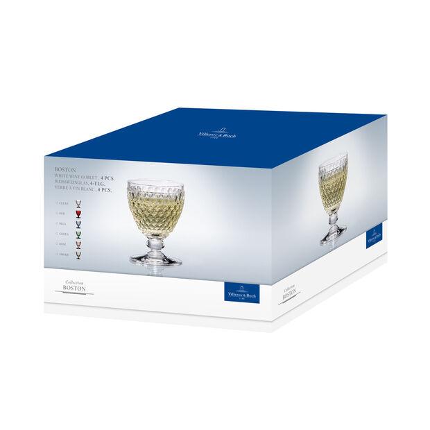 Boston Wine Glass 4 3/4 in, , large