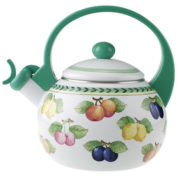 French Garden Kitchen Tea Kettle 67 1/2 oz