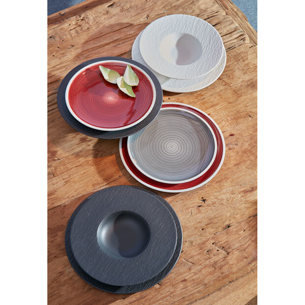 Manufacture gris Dinner Plate 10.5 in, , large