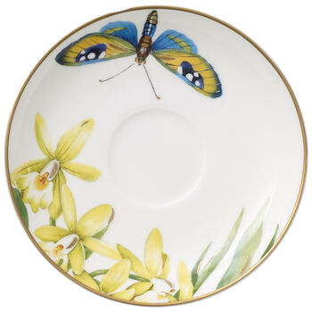Amazonia Anmut Espresso Cup Saucer 7 3/4 in