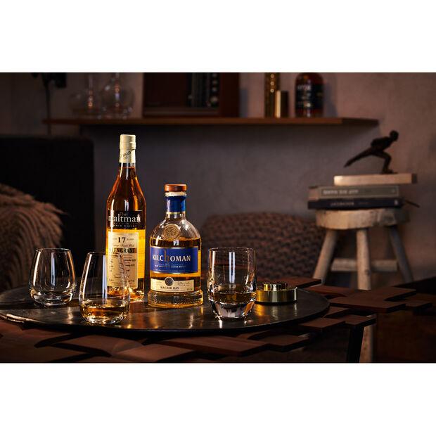 Scotch Whisky - Single Malt Islands Whisky Tumblers, Set of 2 4 in, , large