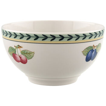 French Garden Fleurence Rice Bowl 20 oz