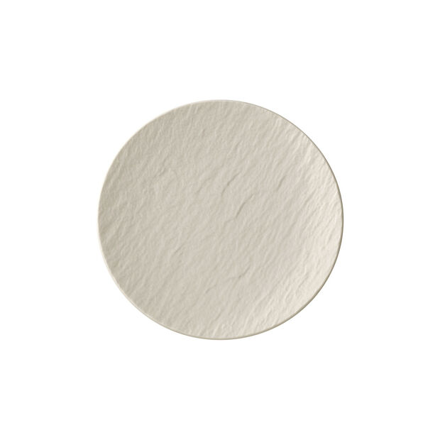 Manufacture Rock Blanc Bread & Butter Plate 6.25 in, , large