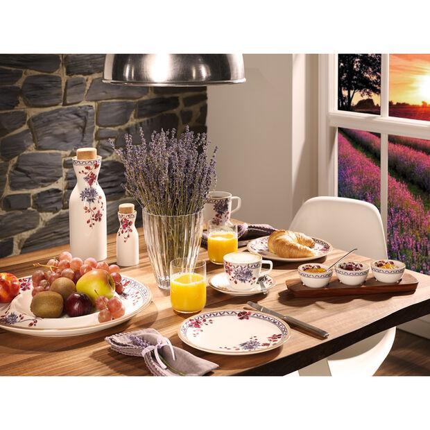 Artesano Provencal Lavender Bread Stick Dish 17x5.5 in, , large