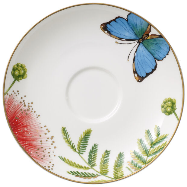Amazonia Anmut Tea Cup Saucer 6 in, , large