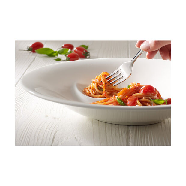 Pasta Passion Spaghetti Plate : Set of 2 12x10 in, , large