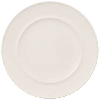 NEO White Salad Plate 8.25 in