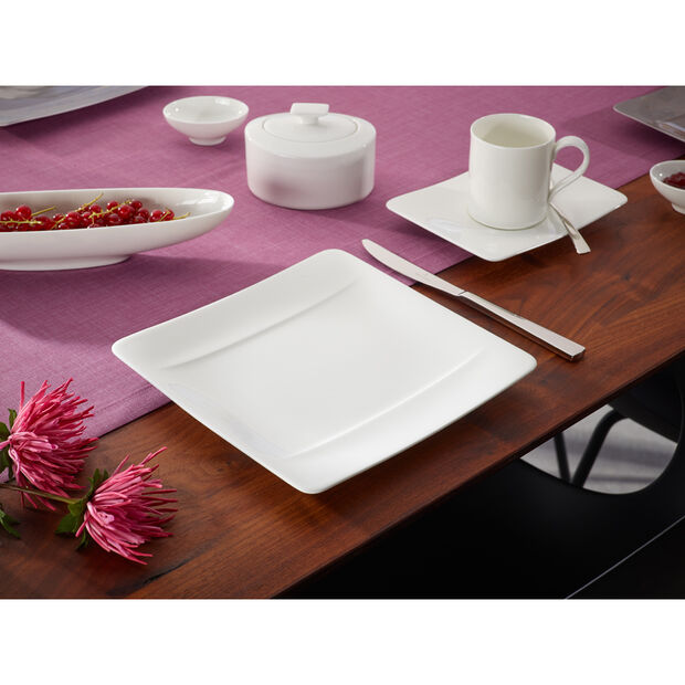Modern Grace Salad Plate 8 1/2 in, , large