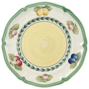 French Garden Fleurence Appetizer/Dessert Plate 6 1/2 in
