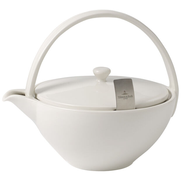 Tea Passion 4-Person Teapot with Filter 8x7x7.5 in, , large