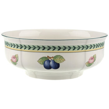 French Garden Fleurence Round Bowl 9 3/4 in