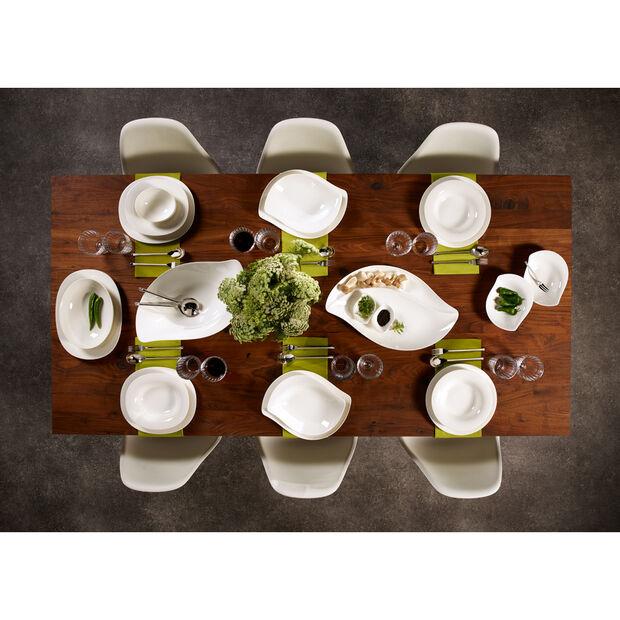 New Cottage Serve & Salad Bowl 14 in, , large