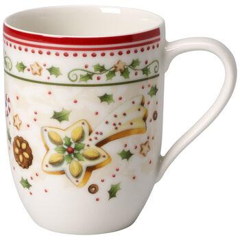 Winter Bakery Delight Jumbo Mug : Falling Star 11.5 oz
