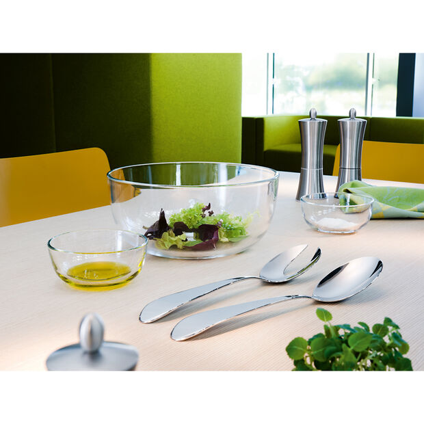 Sereno XXL Salad Serving Set 11 3/4 in, , large