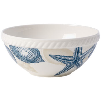 Montauk Beachside Round Vegetable Bowl 8.25 in