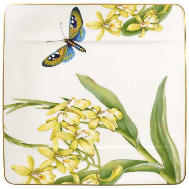 Amazonia Salad Plate 9 in, , large