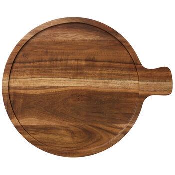 Artesano Original Wood Cover for Vegetable Bowl 9 1/2 in