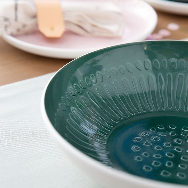 it's my match green Serving Bowl : Blossom 10.25 in, , large