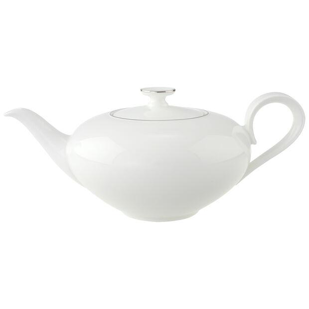 Anmut Platinum No. 1 Teapot 33 3/4 oz, , large