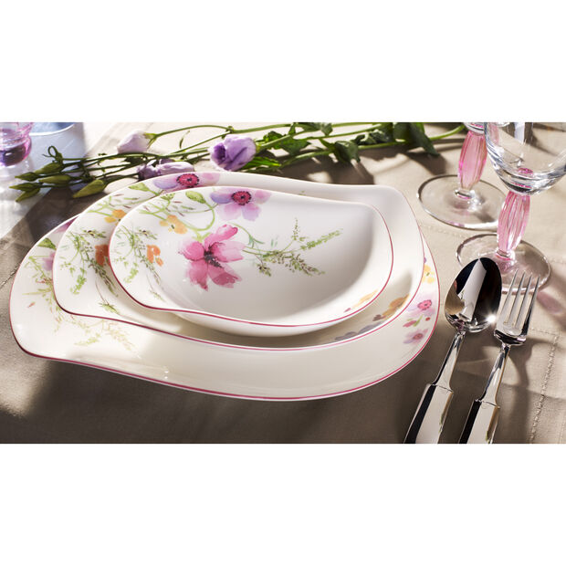 Mariefleur Serve & Salad Salad Bowl 14 in, , large