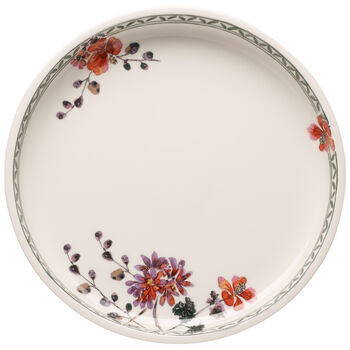 Artesano Provencal Verdure Baking Dishes Round Serving Dish/Lid 10.25 in