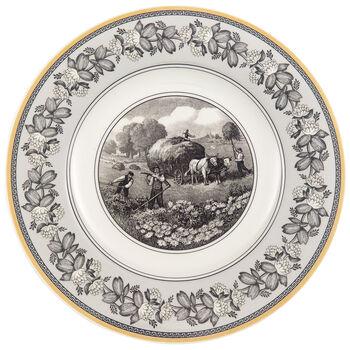 Audun Ferme Dinner Plate 10 1/2 in