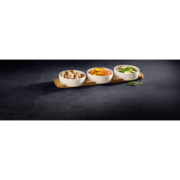Pizza Passion Topping Bowl : Set of 4 pcs, , large