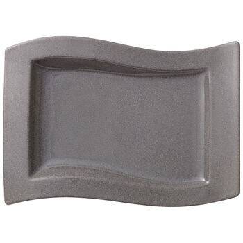 NewWave Stone Gourmet Plate 13x9.5 in