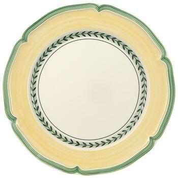 French Garden Vienne Dinner Plate 10 1/4 in