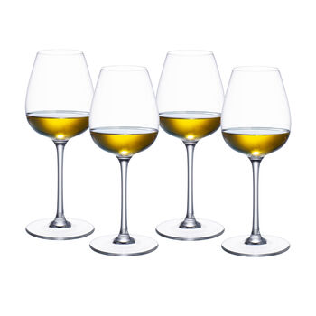 Purismo Fresh+Light White Wine Goblets, Set of 4