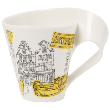 Cities of the World Mug : Amsterdam 10.1 oz