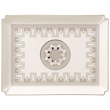 La Classica Contura Gifts Large Serving Tray 11x8.25 in