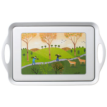 Design Naif Kitchen Plastic Tray