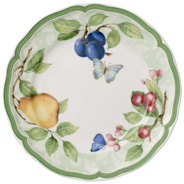 French Garden Beaulieu Salad Plate 8.25 in, , large