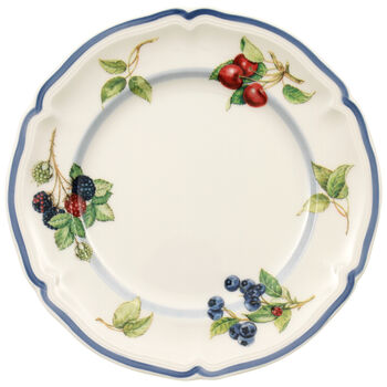 Cottage Appetizer/Dessert Plate 6 1/2 in