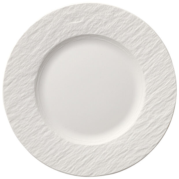 Manufacture Rock Blanc Salad Plate 8.5 in, , large