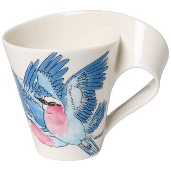 NWC Lilac Breasted Roller Mug 10 oz