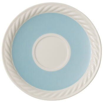 Montauk Beachside Coffee Cup Saucer 6.25 in