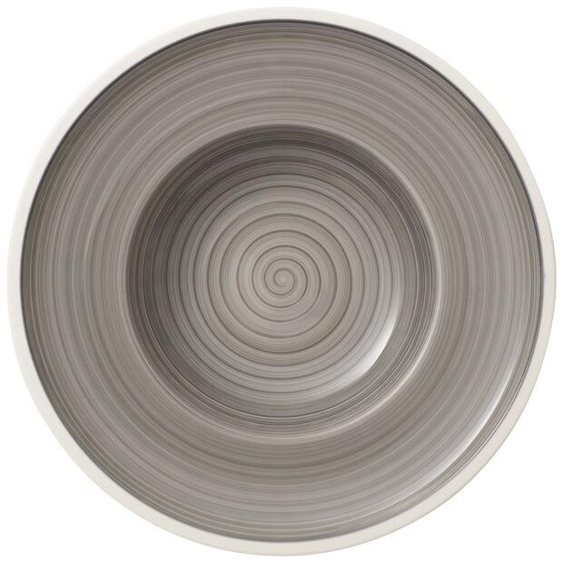 Manufacture gris Rim Soup 9.75 in, , large