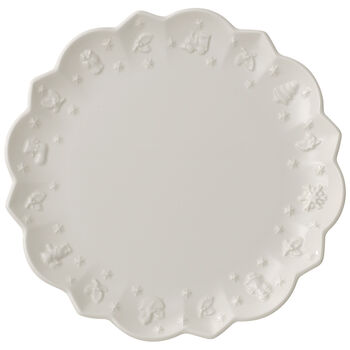 Toys Delight Royal Classic Salad Plate, 7.25 Inches