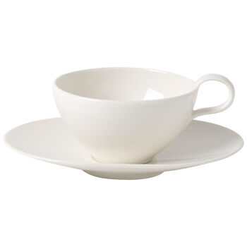 Tea Passion Tea Cup & Saucer 2pcs