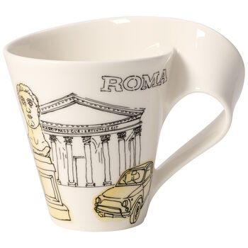 Cities of the World Mug Rome 10.1 oz