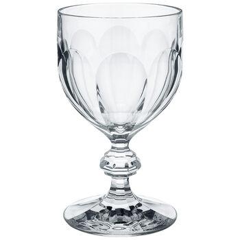 Bernadotte Claret Glass 5 1/2 in